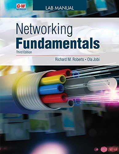 Networking Fundamentals -