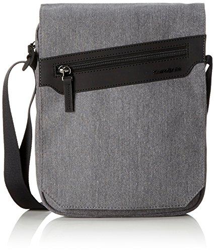 Samsonite Hip-Style #2 Umhängetasche, 4.0 Liter, Hellgrau - Samsonite Nylon-schulter-bag