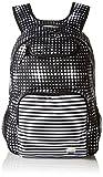 Roxy Shadow Swell moyen grand sac à dos, anthracite Beac House Geo, 33x 14x 45,5cm