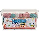 Haribo Bonbon Gélifié Langue Acide Pik x 105 Pièces 1,050 kg
