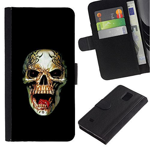 zcell-samsung-galaxy-note-4-iv-rogue-metal-heavy-rock-black-skull-wallet-cuir-pu-coverture-shell-arm