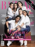 Harper's Bazaar is the oldest, continuously published fashion magazine in the world; Harper's Bazaar has been the bastion of fabulous fashion for more than 142 years. As the 29th international edition, Harper's Bazaar India matches the exacting stand...
