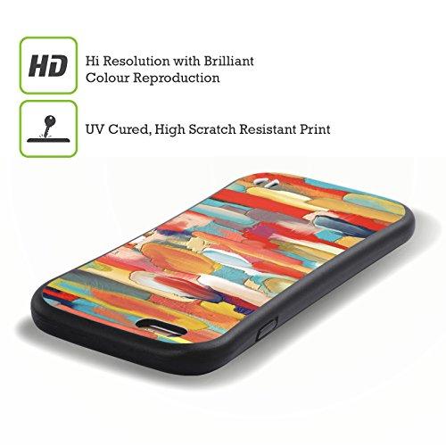 Ufficiale Giulio Rossi Mare E Cielo Collezione Pennellate Case Ibrida per Apple iPhone 6 Plus / 6s Plus Pennello
