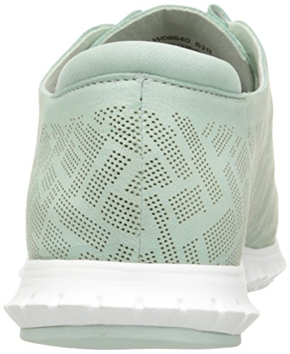 Cole Haan Frauen Oxfords Surf Spray Perforated Nubuck/Optic White