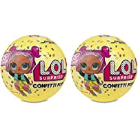 L.O.L Surprise! Confetti Pop (2 Pack)
