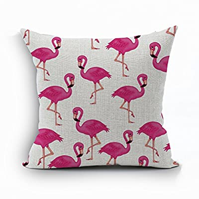 Nunubee Animal Home Pillowcase Cotton Linen Pillow Cover Square Throw Pillowcase produced by AMYBRIA INDUSTRIAL LIMITED HONG KONG - quick delivery from UK.