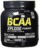 Olimp BCAA Xplode Powder | Aminosäuren-Pulver mit L-Glutamin und Vitamin B6 | Fruit Punch Geschmack | 50 Portionen | 500 g