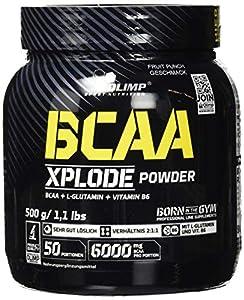 Olimp BCAA Xplode Powder   Aminosäuren-Pulver mit L-Glutamin und Vitamin B6  ...