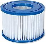Bestway Filterkartuschen Größe VI für Lay-Z-Spa, 10,6 x 8,0 cm, 2er Set