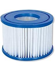 Bestway Filterkartuschen, Gr.I, 8x9cm DxH