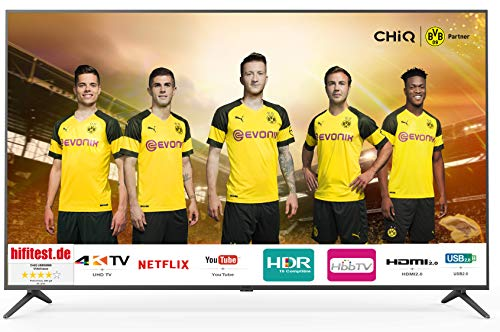 CHiQ Smart TV, WiFi, U58G5500, 58