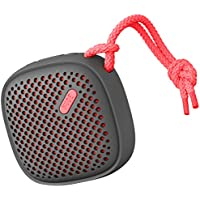 NudeAudio Move S Enceinte Portable Universelle Sans-Fil Bluetooth - Charbon/Corail
