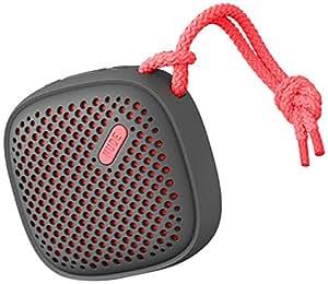 Nude Audio PS002CLG Nude Move S Bluetooth Portable Speaker (BlackOrange)