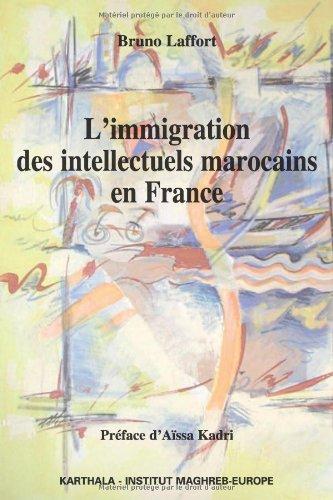L'immigration des intellectuels marocains en France