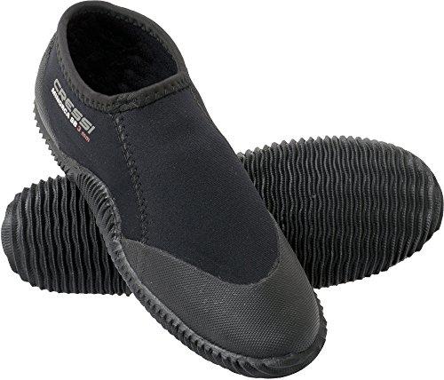 Cressi Minorca Short Boots - Escarpines de neopreno para buceo unisex, talla S