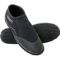 Cressi Minorca Short Boots - Escarpines de neopreno para buceo unisex, talla L