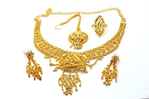 bollywood-schmuck-maruti-gold-collier-4-teilig-farbe-gold-ae27