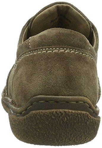 Josef Seibel Neele 02, Chaussures de ville femme Gris (Taupe 310)