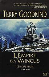 L'Épée de Vérité, tome 8 : L'Empire des vaincus