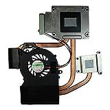HP Pavilion dv6–6149sf Mondial carte graphique Version Compatible pour ordinateur portable ventilateur avec dissipateur thermique pour processeurs AMD