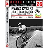 CR26: Evans Cycles RIDE IT Peak District Sportive - Turbo Training DVD - Full Route
