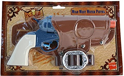 Smiffy's Water Gun Set with Holster and