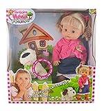 Dimian BD334 - Puppe Bambolina Nena Pipi Po-Po