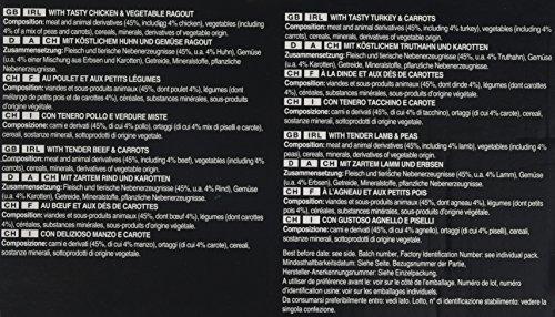 Cesar Nassfutter Feines im Frischebeutel – Variation, 2er Pack ( 2 x 24 x 100 g) - 4