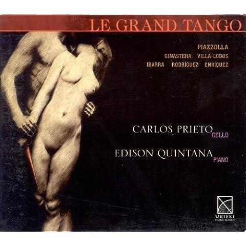 12 Preludios americanos (12 American Preludes), Op. 12: No. 2. Triste - Americano Cello