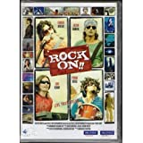 ROCK ON Hindi DVD - 2 Disc Set Fully Boxed with English Subtitles.