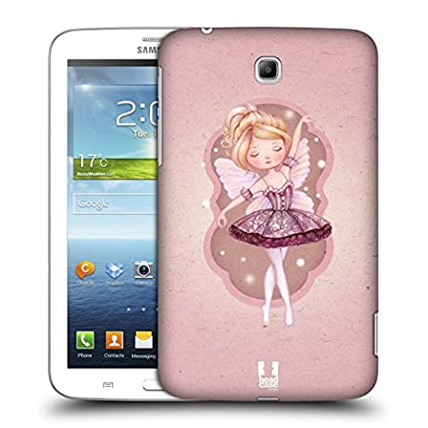 Head Case Designs Sugar Plum Fairy The Nutcracker Protective Snap-on Hard Back Case Cover for Samsung Galaxy Tab 3 7.0 P3200 T210 WiFi