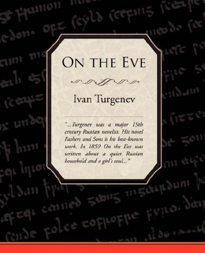 On the Eve Cover Image