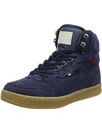 Tommy Hilfiger Unisex-Kinder H3285oxton Jr 4n Sneaker
