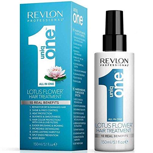 Revlon professionale Uniq One Fiore di Loto-Trattamento per capelli 150ml -