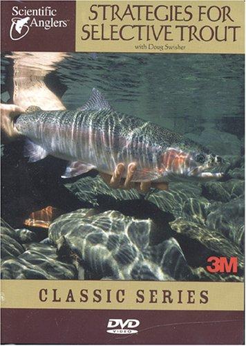 Scientific Angler Strategien für Gezielte Forelle DVD Video Angeln Training Guide