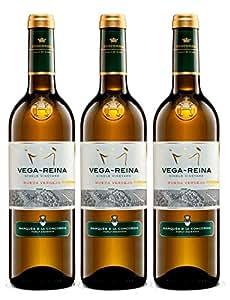Vega Reina Verdejo 2017, 75 cl (Case of 3)