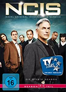 NCIS 7-1 NCIS 7-1 [Import allemand]