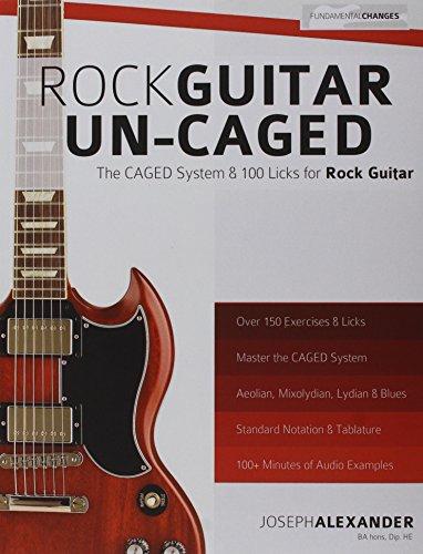 Preisvergleich Produktbild Rock Guitar Un-CAGED