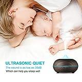 Luftbefeuchter TaoTronics Ultraschall - 5