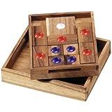 Logica Giochi art. FUGA DE LA PRISIÓN – Rompecabezas de Klotski - Khun Phaen