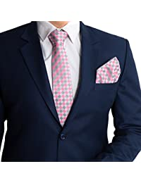f171a0215d68 Pinks Men's Ties: Buy Pinks Men's Ties online at best prices in ...
