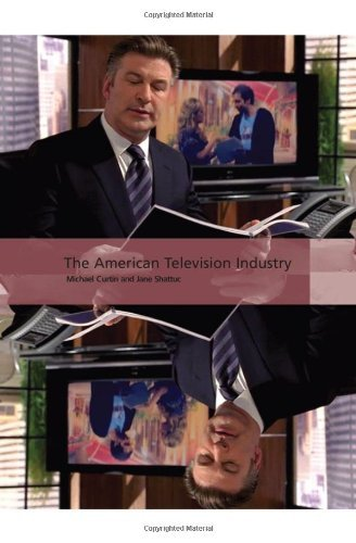 The American Television Industry (International Screen Industries) by Michael Curtin (11-Nov-2009) Paperback