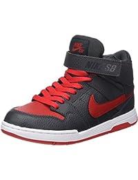 Nike Mogan Mid 2 Jr B, Chaussures de Skateboard Fille
