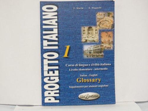 Progetto Italiano: Glossary (English) 1