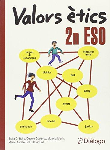 Valors Ètics 2n ESO - 9788496976900