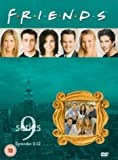 Friends: Series 9 - Episodes 9-12 [DVD]