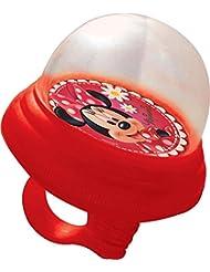 Bocina a Presion Niña Infantil Easy Minnie Mouse Manillar Bicicleta 35626 6169