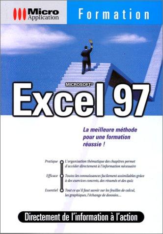 Excel 97 : Microsoft par Johann-Christian Hanke
