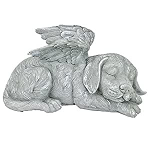 Design Toscano Dog Memorial Angel Pet Statue