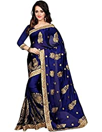 Zofey Designer Sarees Women's Clothing Saree For Women Latest Design Wear New Collection In Multi-Coloured Latest... - B071J8GBPL